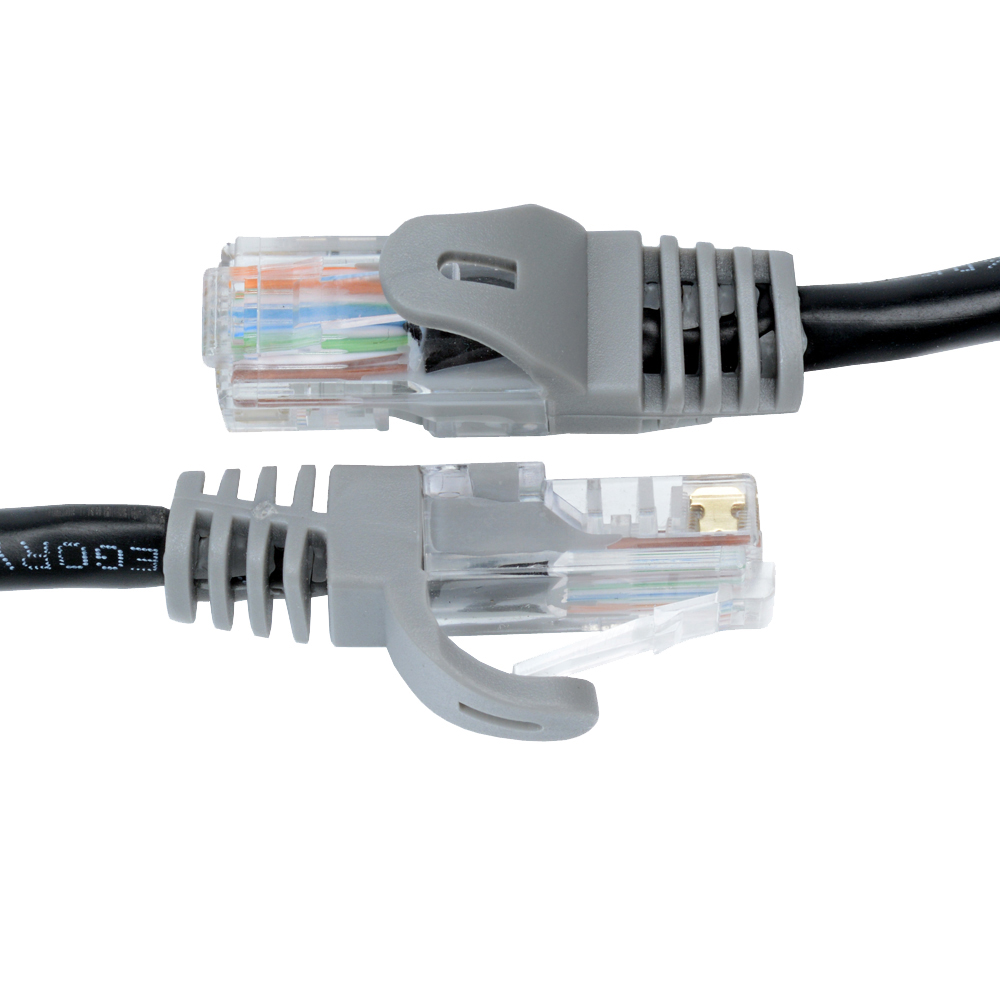 Between Cat 5 And 6 Cable On 5e Patch Wiring Diagram Shop New Mediabridge Ethernet Supports Cat6 Cat5e Cat5 Standards 550mhz 10gbps Rj45 Computer Networking Cord Black 10 Feet