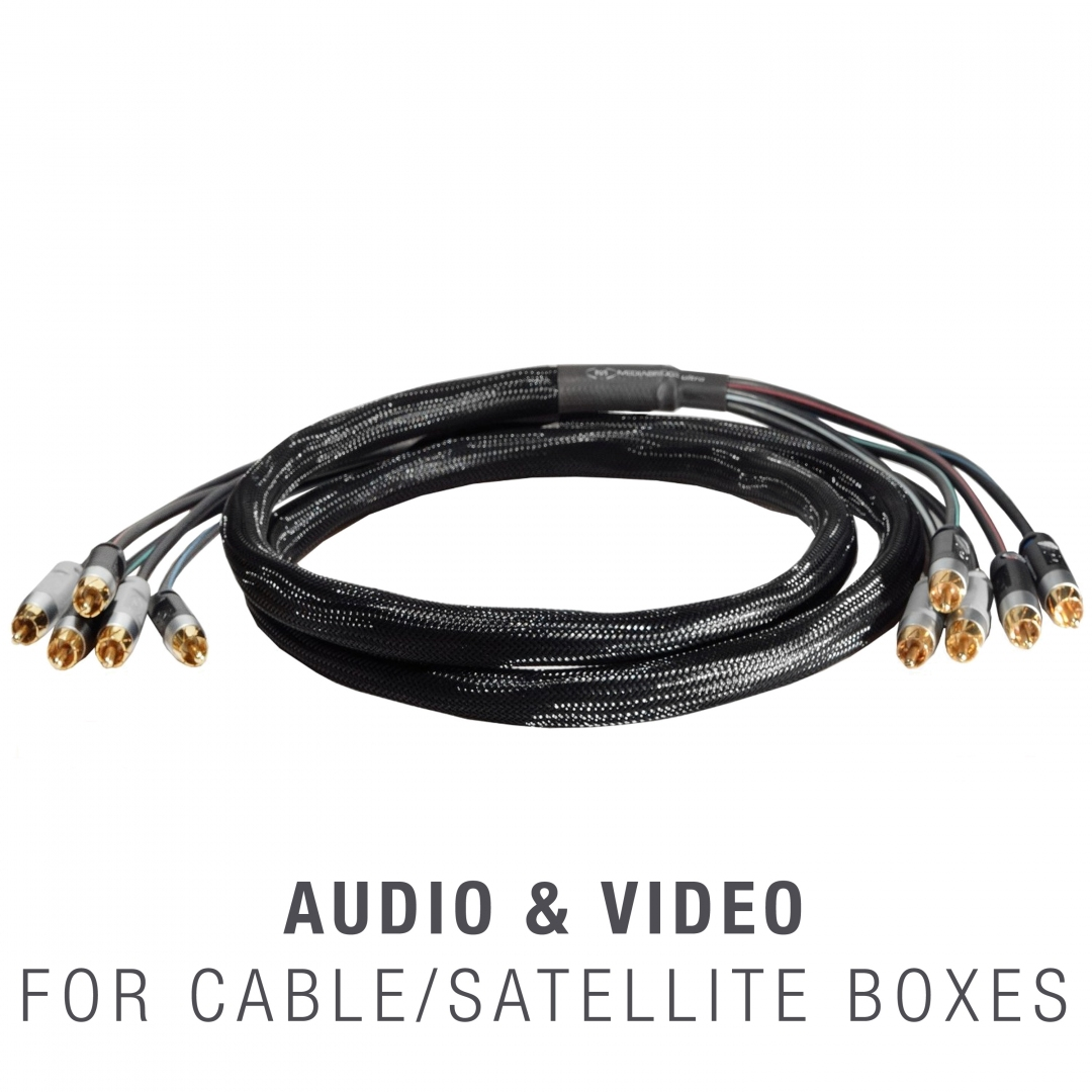 shop new ultra series component video cables with audio  25 feet   discontinued