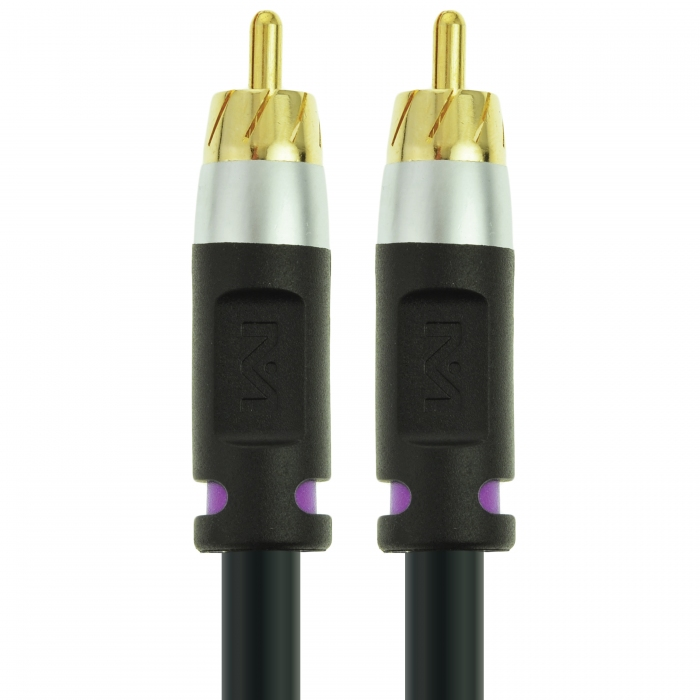 Shop New Ultra Series Subwoofer Cable Dual Shielded Rca