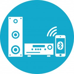 Home Theater – Bluetooth Wireless Audio