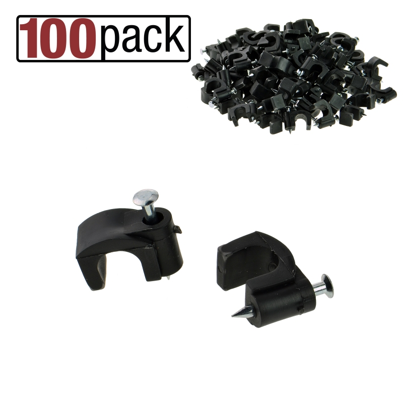 Sole Treadmill F63 Wiring Diagram: Shop New Cable Clips (7MM (Black