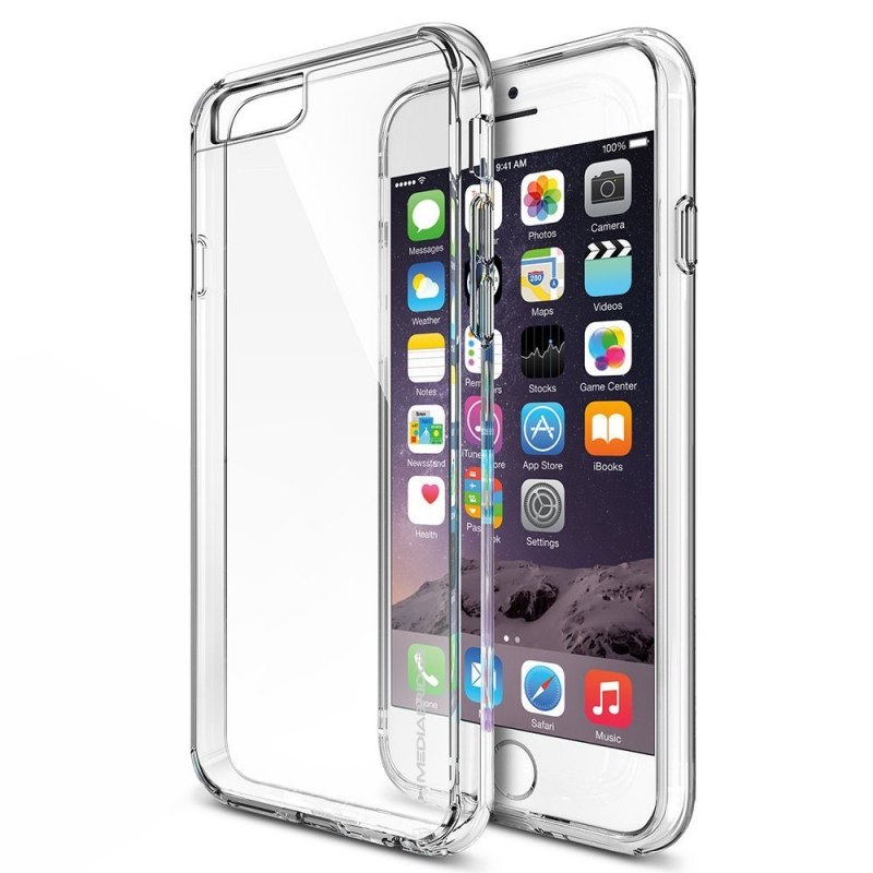 Crystal Clear Case For iPhone 6
