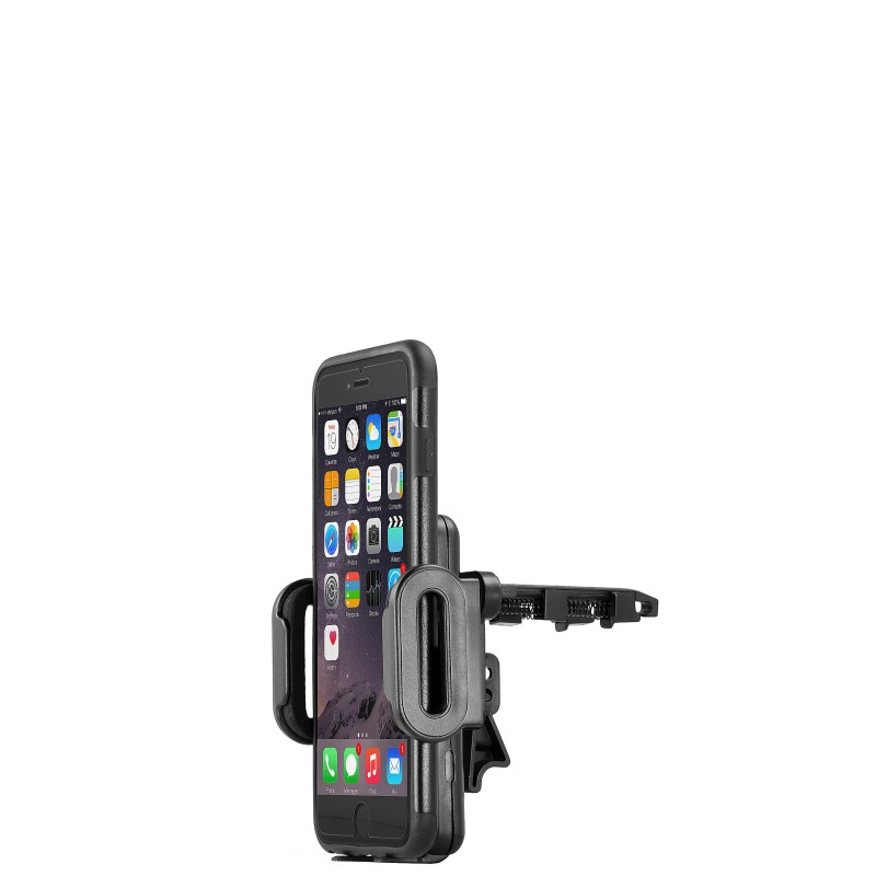 Smartphone Cradle with Air Vent Mount