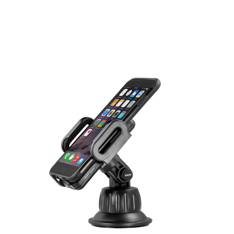 Smartphone Cradle with Suction Cup Mount