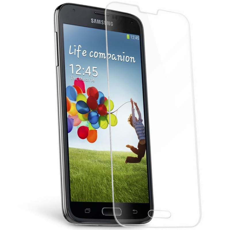 Premium Tempered Glass Screen Protector for Samsung Galaxy S4