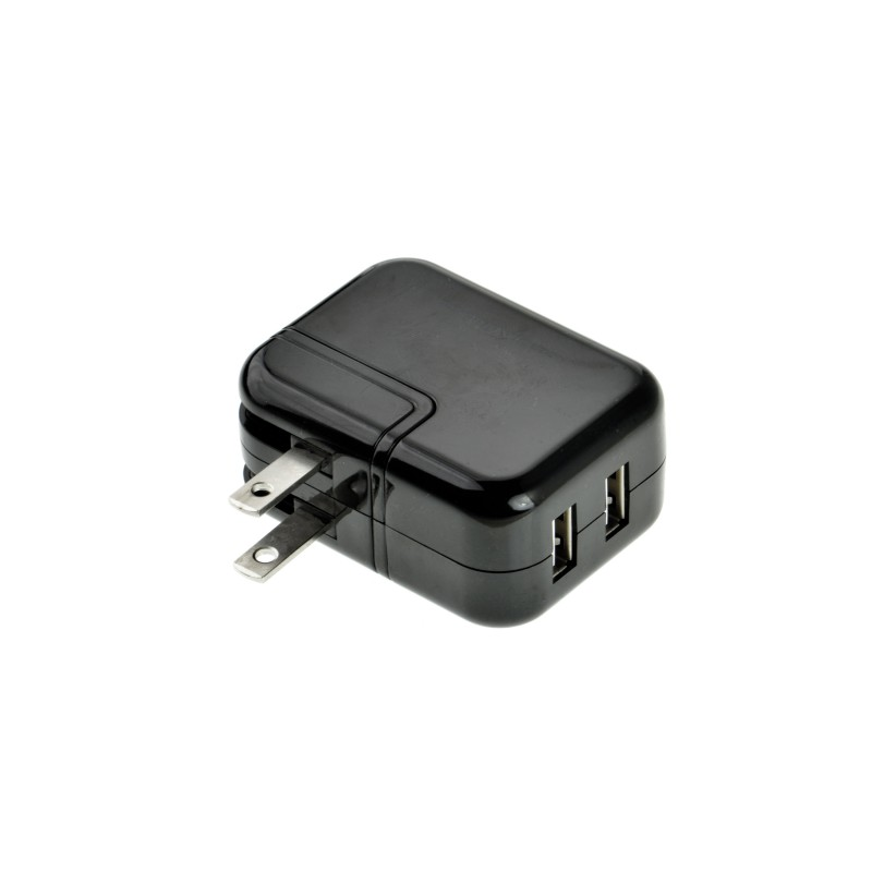 2-Port USB Wall Charger - 20 Watt / 3.6 Amp